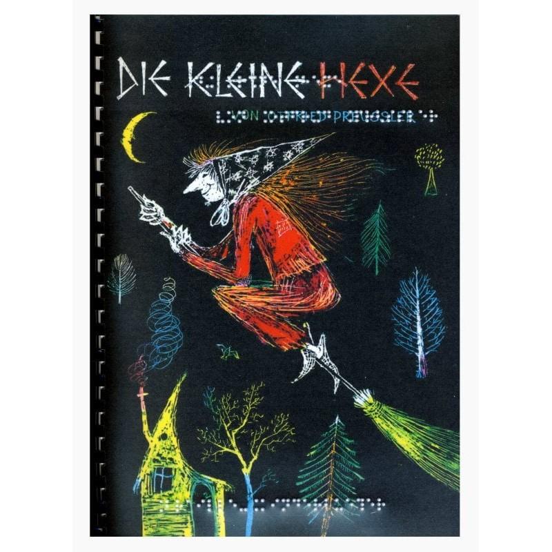 Ein Bild von dem Buch Die kleine Hexe