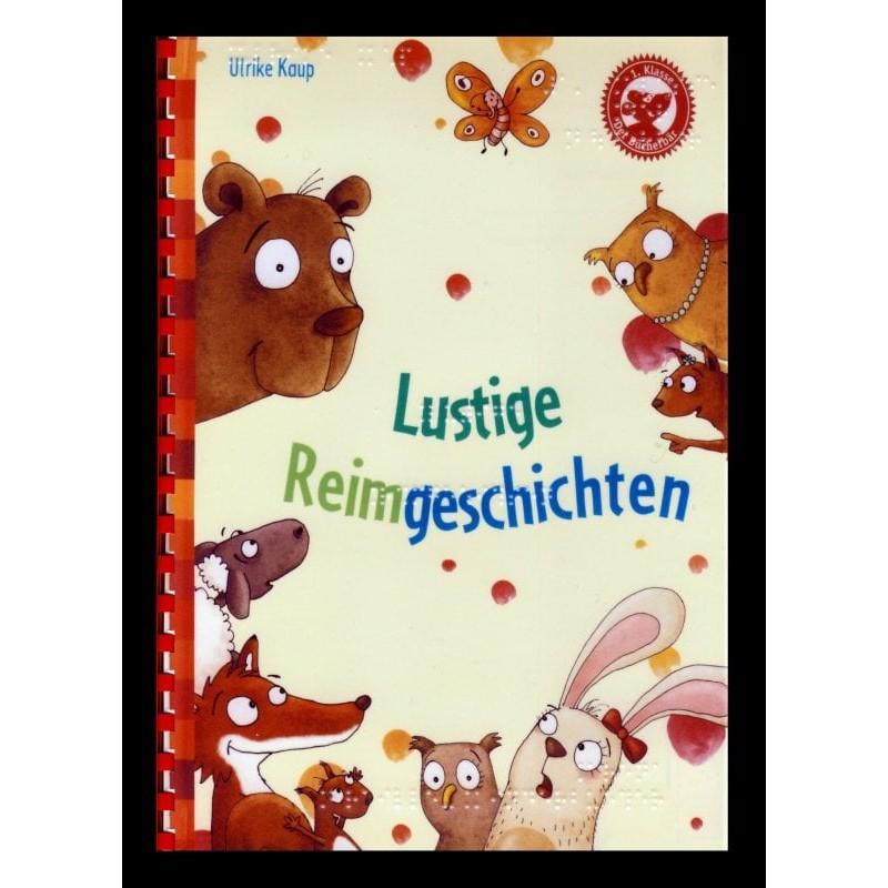 Ein Bild von dem Buch Lustige Reimgeschichten