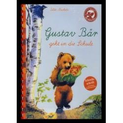 Ein Bild von dem Buch Gustav Bär geht in die Schule