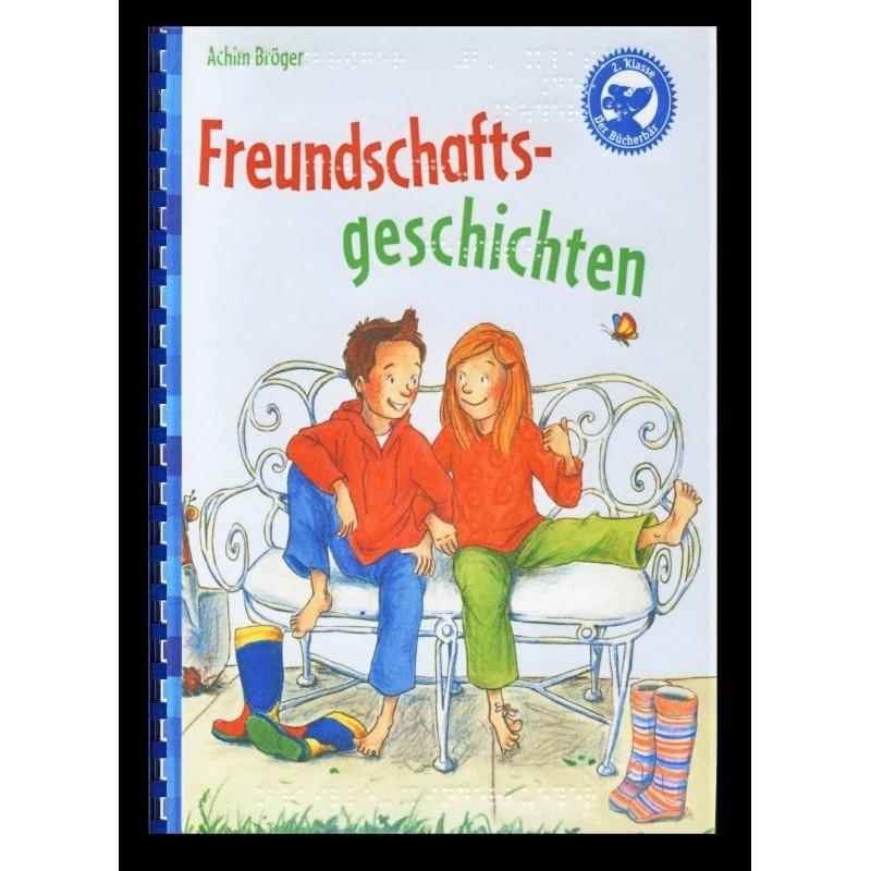 Ein Bild von dem Buch Freundschaftsgeschichten
