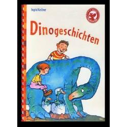 Ein Bild von dem Buch Dinogeschichten