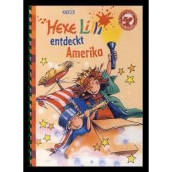 Ein Bild von dem Buch Hexe Lilli entdeckt Amerika