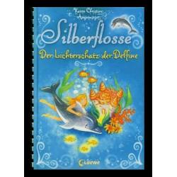 Ein Bild von dem Buch Silberflosse,Der Lichterschatz der Delfine