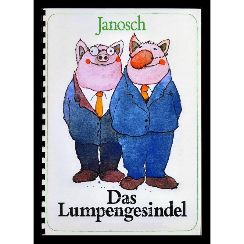 Ein Bild von dem Buch Das Lumpengesindel