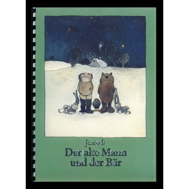 Ein Bild von dem Buch Der alte Mann und der Bär