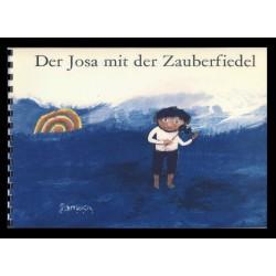Ein Bild von dem Buch Der Josa mit der Zauberfiedel