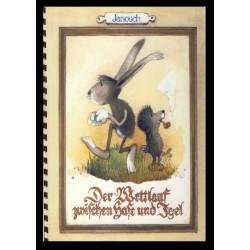 Ein Bild von dem Buch Der Wettlauf zwischen Hase und Igel