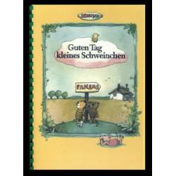 Ein Bild von dem Buch Guten Tag kleines Schweinchen