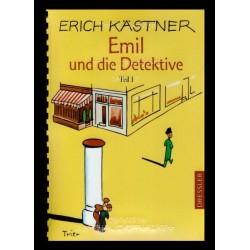 Ein Bild von dem Buch Emil und die Detektive