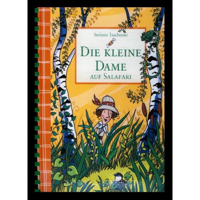 Ein Bild von dem Buch Die kleine Dame auf Salafari