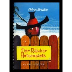 Ein Bild von dem Buch Der Räuber Hotzenplotz