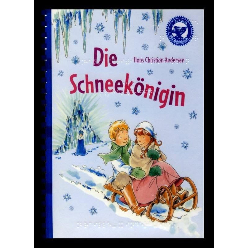 Ein Bild von dem Buch Die Schneekönigin