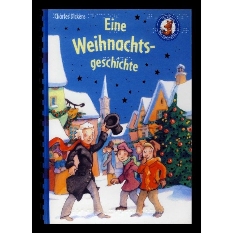 Ein Bild von dem Buch Eine Weihnachtsgeschichte