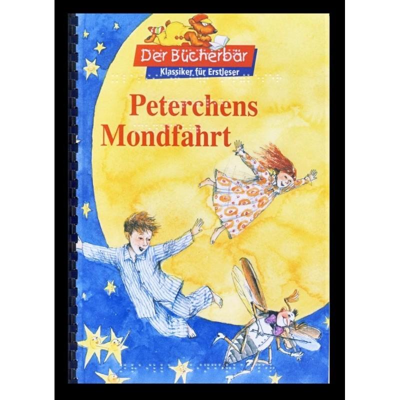 Ein Bild von dem Buch Peterchens Mondfahrt