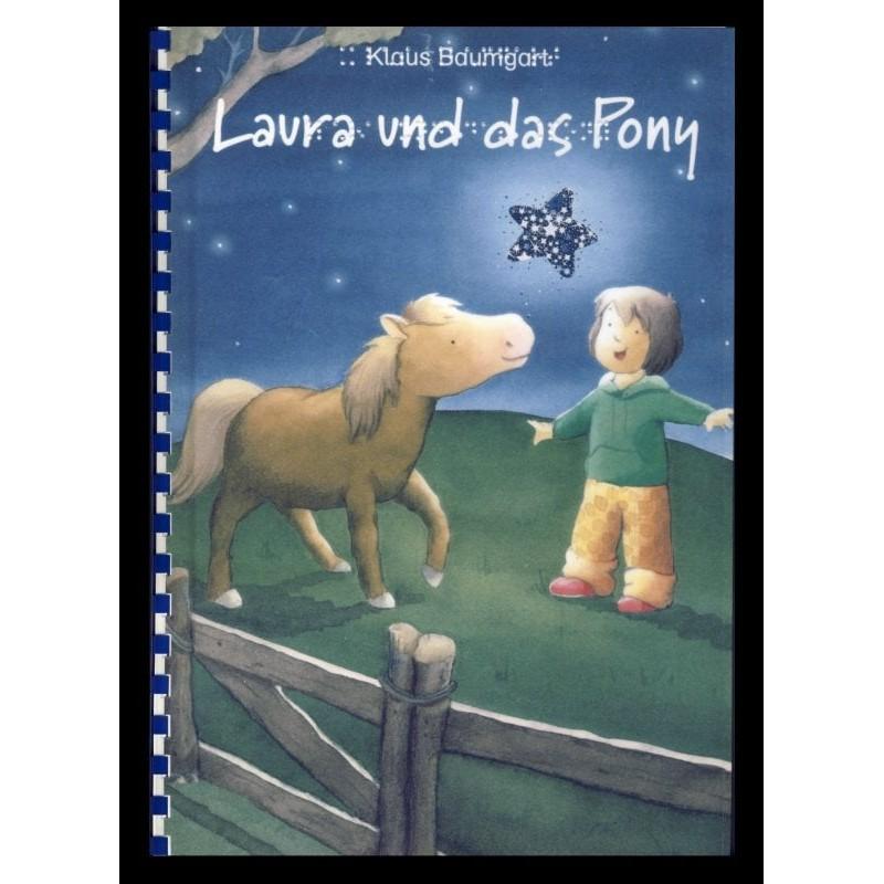 Ein Bild von dem Buch Laura und das Pony