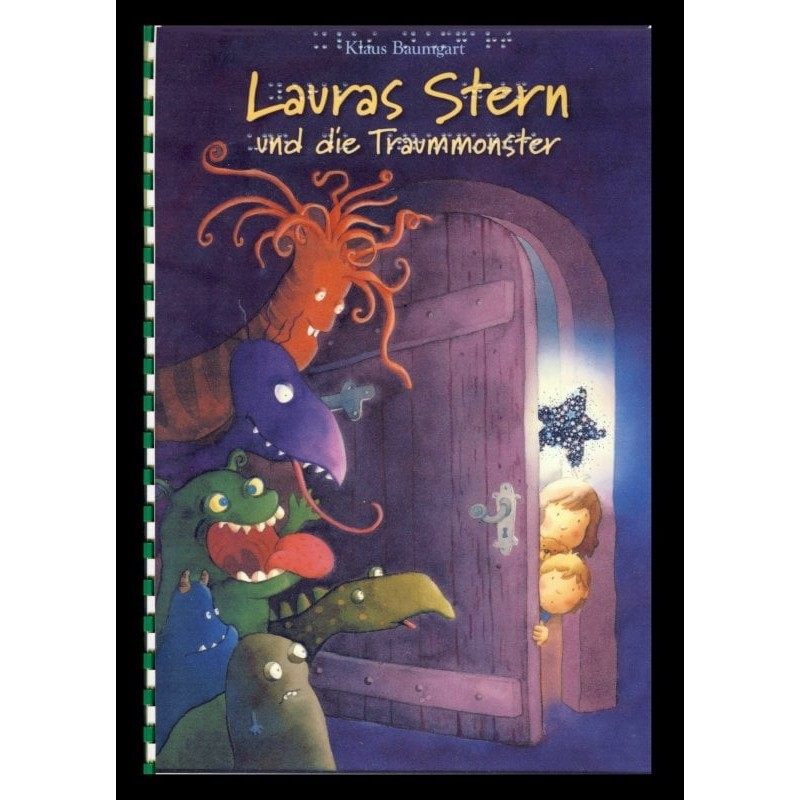 Ein Bild von dem Buch Lauras Stern und die Traummonster