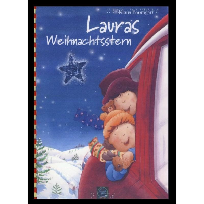 Ein Bild von dem Buch Lauras Weihnachtsstern