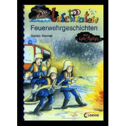 Ein Bild von dem Buch Feuerwehrgeschichten