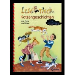 Ein Bild von dem Buch Katzengeschichten
