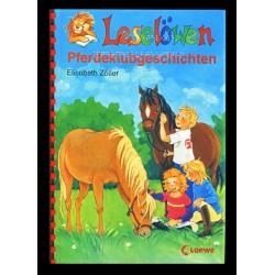 Gehe zu Leselöwen - Pferdeklubgeschichten