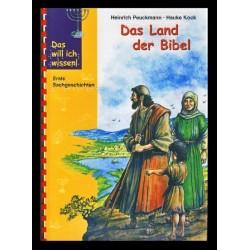 Ein Bild von dem Buch Das will ich wissen! Das Land der Bibel