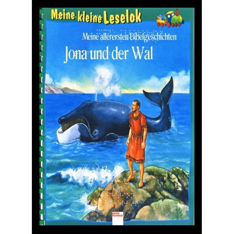 Ein Bild von dem Buch Meine kleine Leselok. Jona und der Wal. Band 5