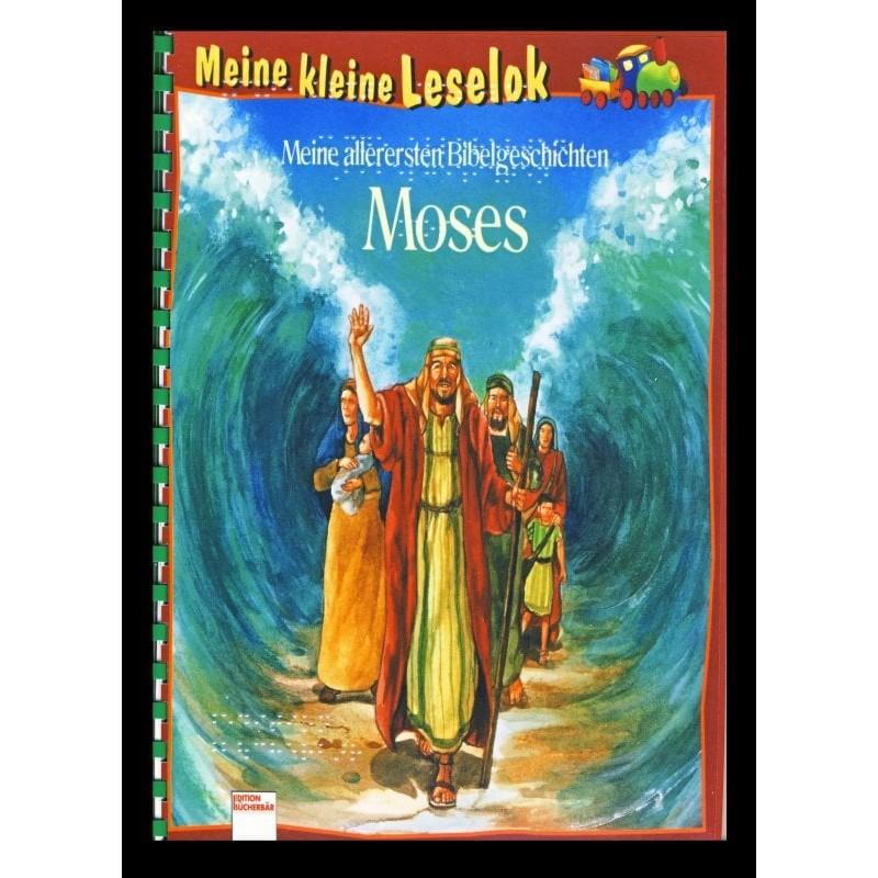 Ein Bild von dem Buch Meine kleine Leselok. Moses Band 2