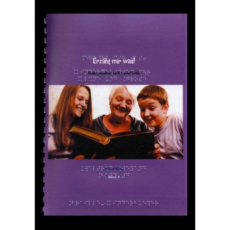Ein Bild von dem Buch Erzähl mir was! Band 4