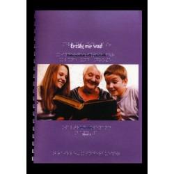 Ein Bild von dem Buch Erzähl mir was! Band 1