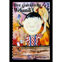 Ein Bild von dem Buch Der glückliche Wehamili