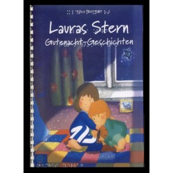 Ein Bild von dem Buch  Lauras Stern. Gutenacht-Geschichten. Band 1