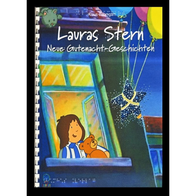 Ein Bild von dem Buch Lauras Stern. Neue Gutenacht-Geschichten. Band 2