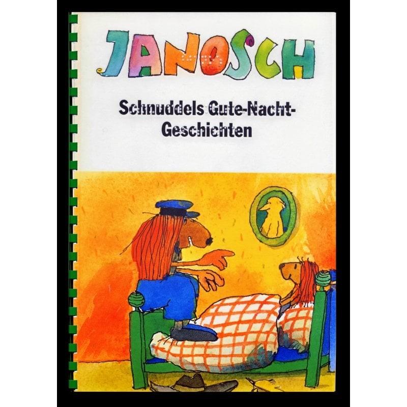 Ein Bild von dem Buch Schnuddels Gute-Nacht-Geschichten