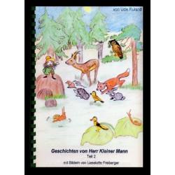 Ein Bild von dem Buch Geschichten von Herr Kleiner Mann Band 2