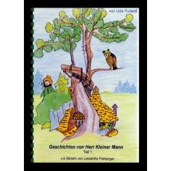 Ein Bild von dem Buch Geschichten von Herr Kleiner Mann. Band 1