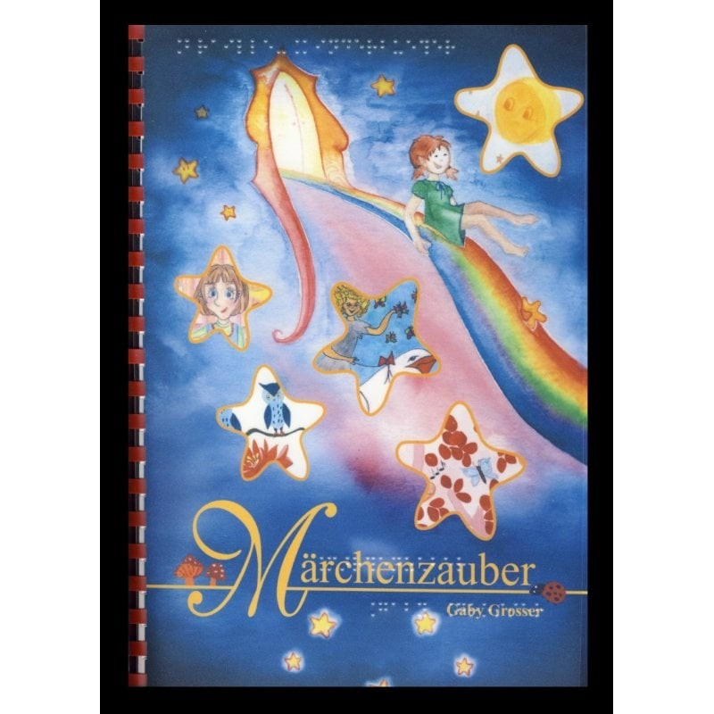 Ein Bild von dem Buch Märchenzauber