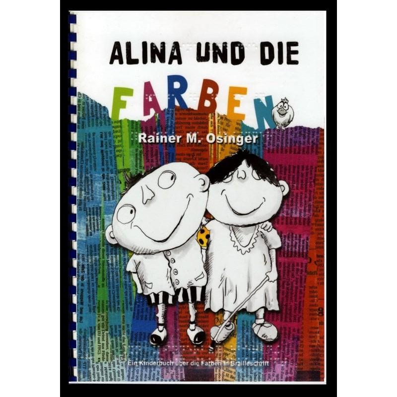 Ein Bild von dem Buch Alina und die Farben