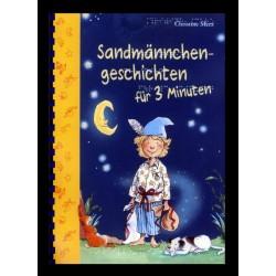 Ein Bild von dem Buch Sandmännchengeschichten für 3 Minuten