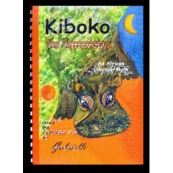 Ein Bild von dem Buch Kiboko, the Hippopotamus