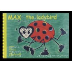 Ein Bild von dem Buch Max, the Ladybird