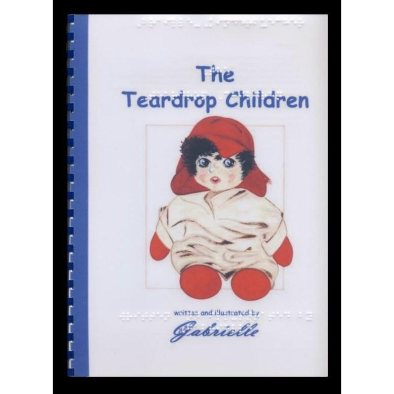 Ein Bild von dem Buch The Teardrop Children