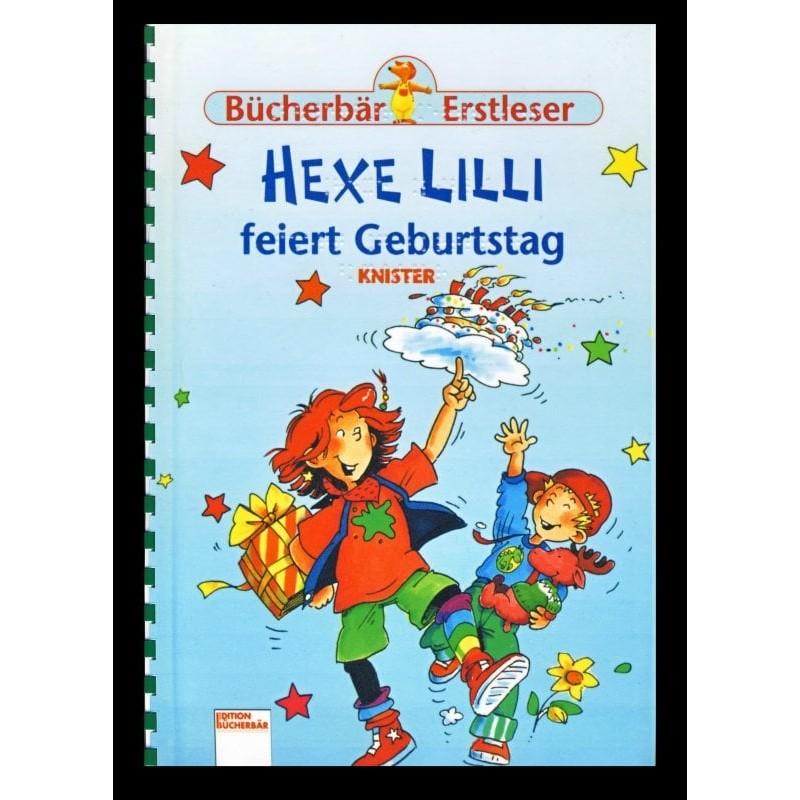 Ein Bild von dem Buch Hexe Lilli feiert Geburtstag. Band 2