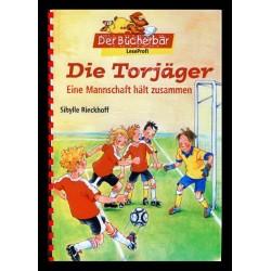 Gehe zu Die Torjäger - Eine Mannschaft hält zusammen - Band 3