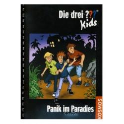 Gehe zu Die drei Fragezeichen Kids - Panik im Paradies - Band 1