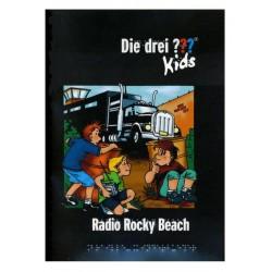 Ein Bild von dem Buch Die drei Fragezeichen Kids - Radio Rocky Beach. Band 2