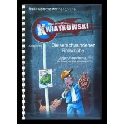 Gehe zu Ein Fall für Kwiatkowski - Die verschwundenen Rollschuhe - Band 2