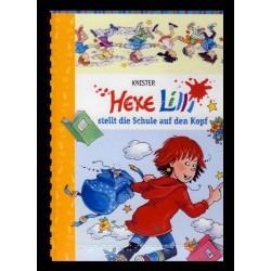 Ein Bild von dem Buch Hexe Lilli stellt die Schule auf den Kopf. Band 1