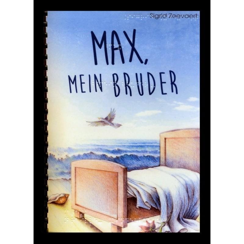 Ein Bild von dem Buch Max, Mein Bruder