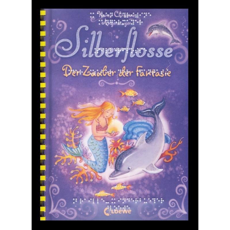 Ein Bild von dem Buch Silberflosse. Der Zauber der Fantasie Band 2
