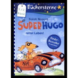 Ein Bild von dem Buch Superhugo rettet Leben! Band 2